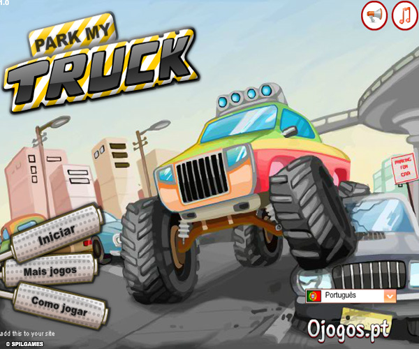 truck parking games online free play now